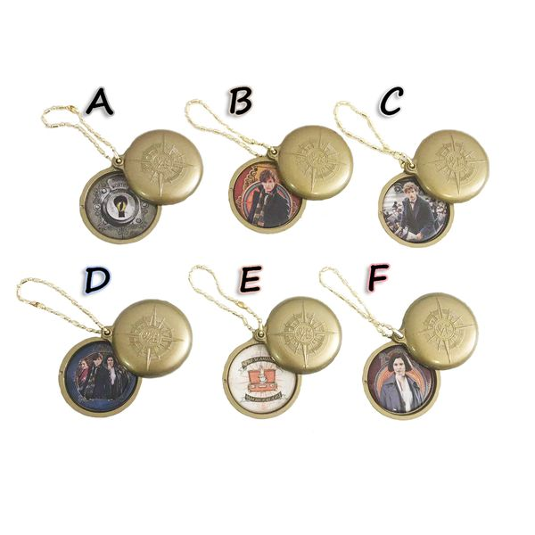 Fantastic Beasts and where to find them Keychain