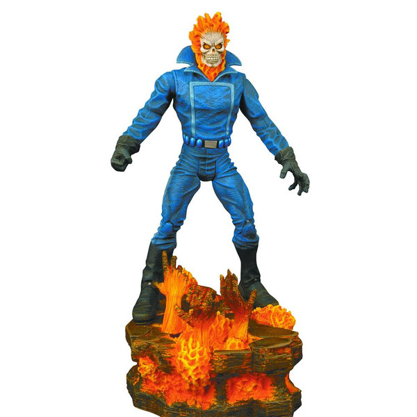 Figura Ghost Rider Marvel Select