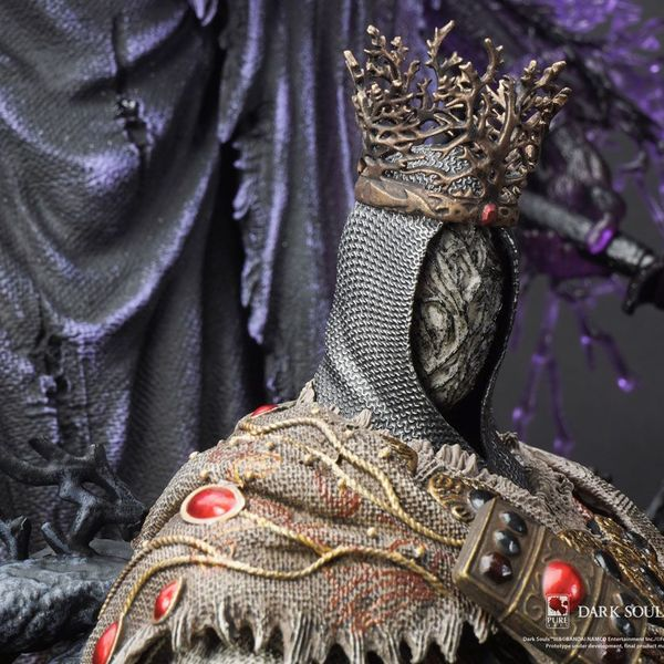 Estatua Pontiff Sulyvahn Dark Souls Deluxe Version