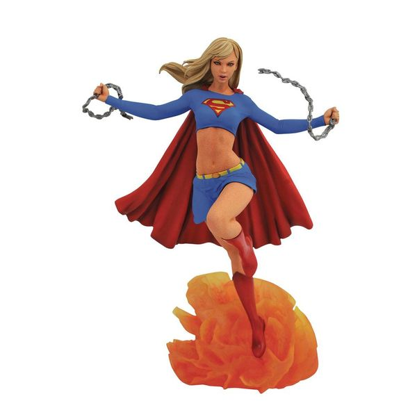 Supergirl Figure DC Comic Gallery