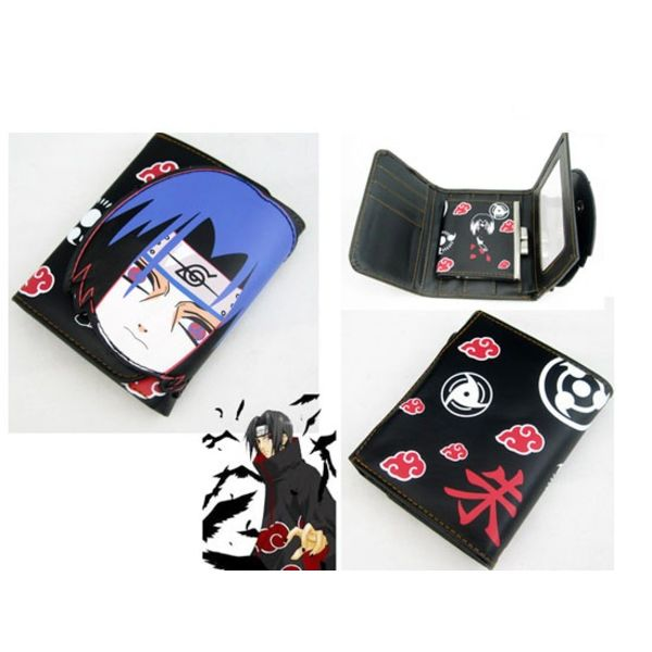 Wallet Itachi Naruto