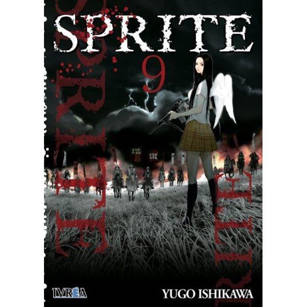Sprite #09 (Spanish) Manga Oficial Ivrea