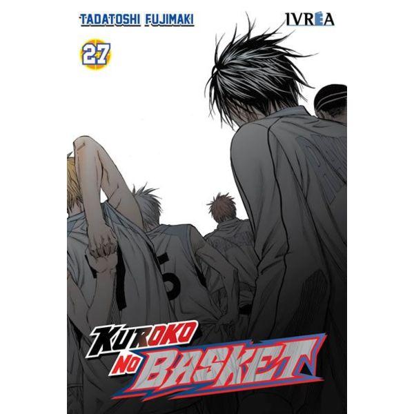 Kuroko no Basket #27 Manga Oficial Ivrea