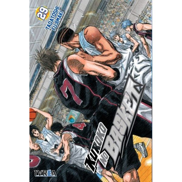 Kuroko no Basket #29 Manga Oficial Ivrea
