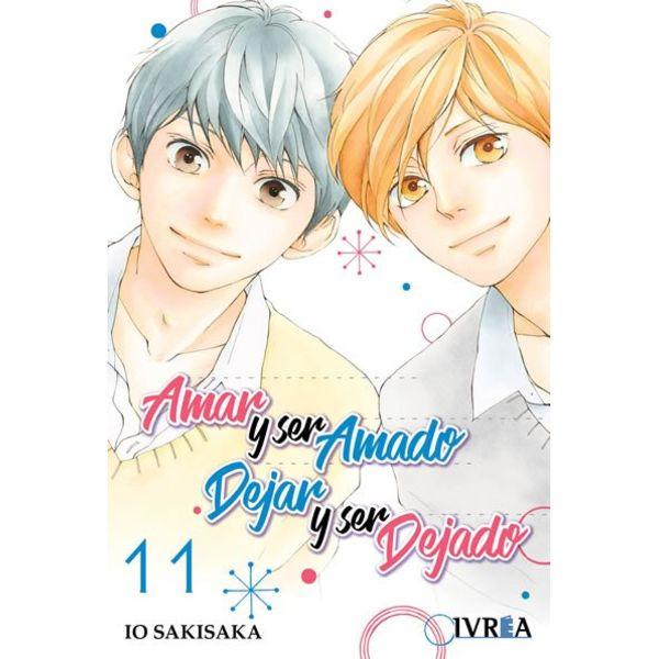 Amar y ser amado, dejar y ser dejado #11 (spanish) Manga Oficial Ivrea
