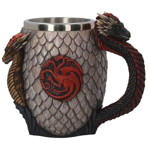 Jarra Casa Targaryen Juego de Tronos