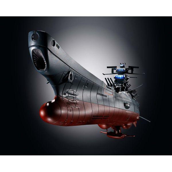 GX-86 Space Battleship Yamato 2202 Figure Soul of Chogokin