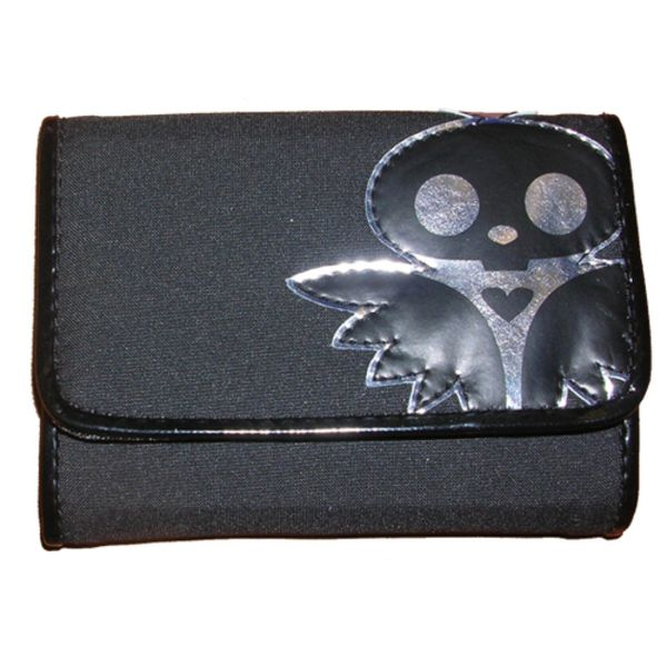 Wallet Skelanimals Black