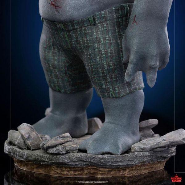 Estatua King Shark Escuadron Suicida DC Comics BDS Art Scale