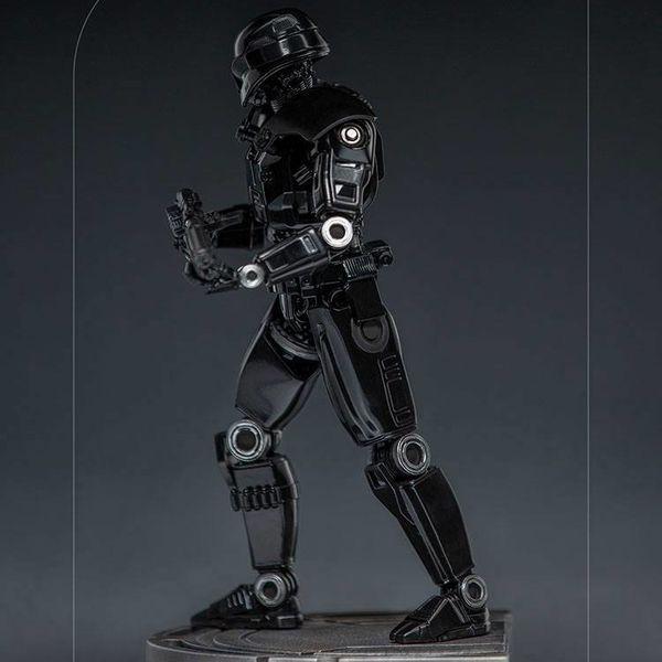 Estatua Dark Trooper Star Wars The Mandalorian BDS Art Scale
