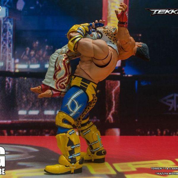 Figura King Tekken 7