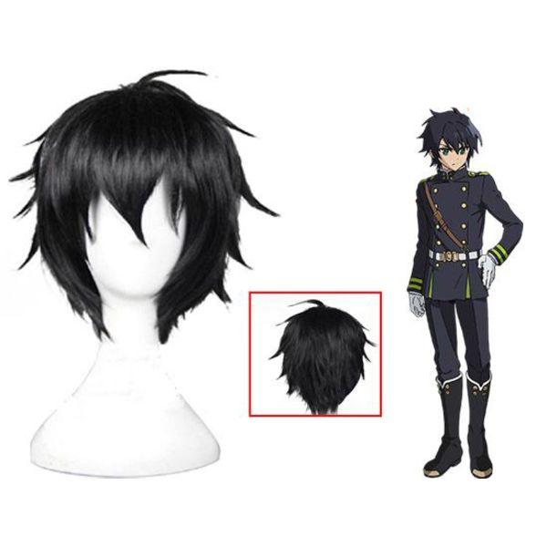 Yuichiro Wig Seraph of the End