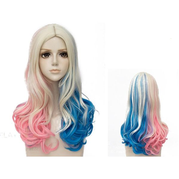 Harley Quinn Wig Suicide Squad