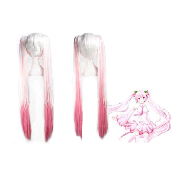 Peluca Hatsune Miku #07 Vocaloid