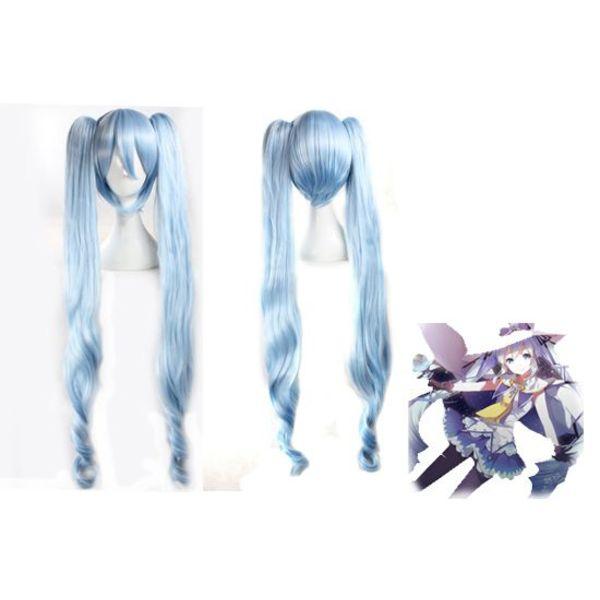 Peluca Hatsune Miku #08 Vocaloid