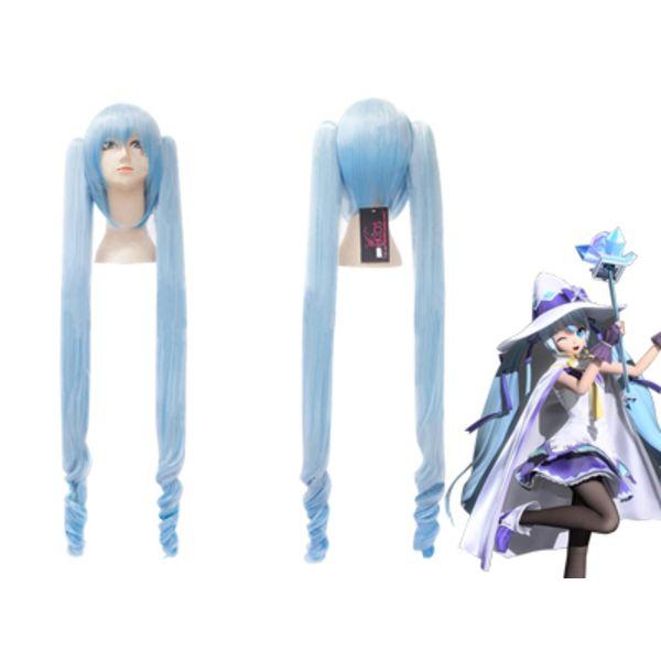 Peluca Hatsune Miku #09 Vocaloid