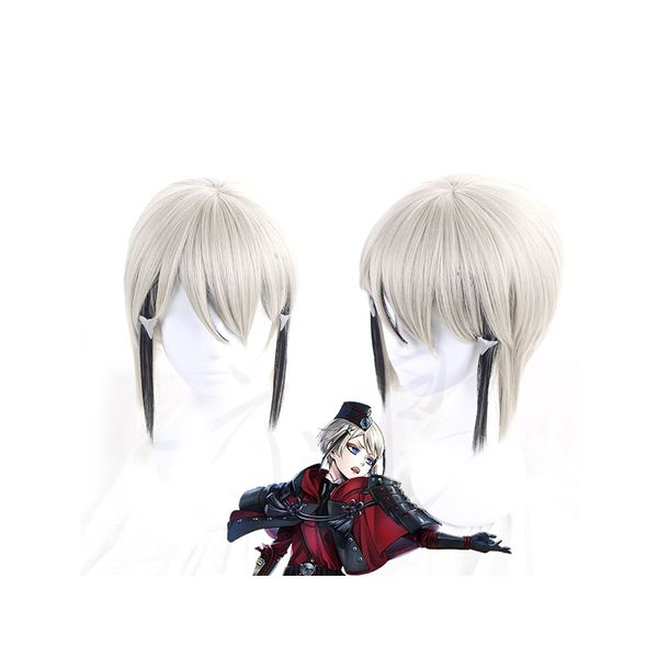 Peluca Hyuuga Masamune Touken Ranbu