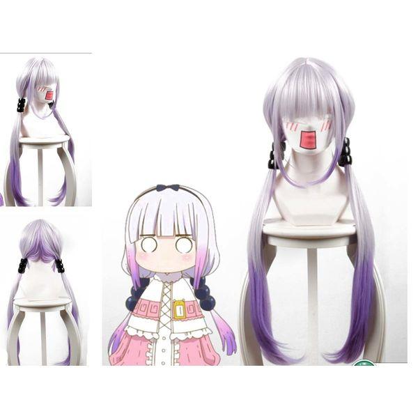 Peluca Kanna #03 Miss Kobayashi's Dragon Maid