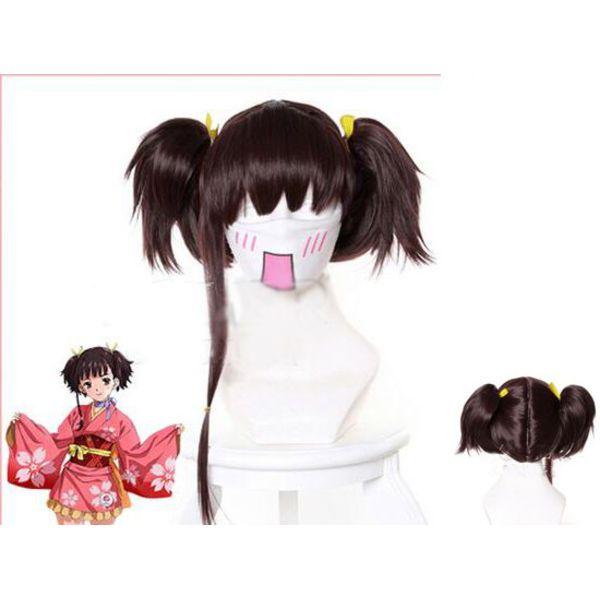 Peluca Mumei #02 Koutetsujou no Kabaneri