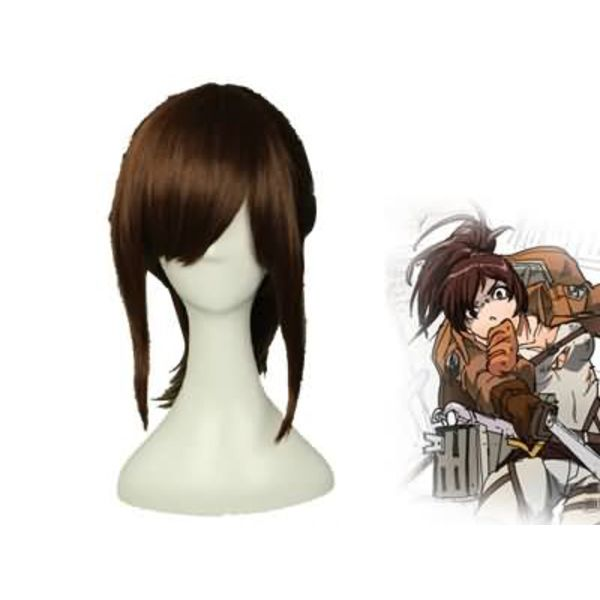 Sasha Wig Attack on Titan