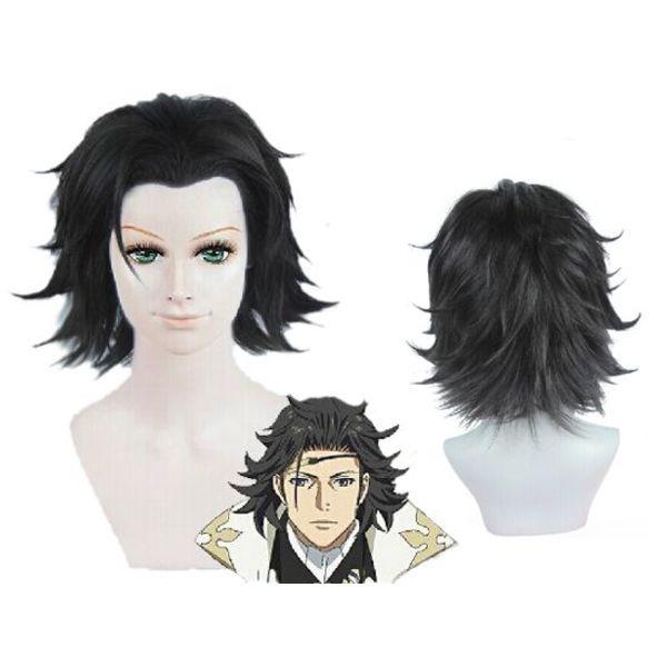 Toshizou Hijikata Wig Bakumatsu Rock