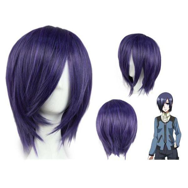 Peluca Touka Kirishima Tokyo Ghoul