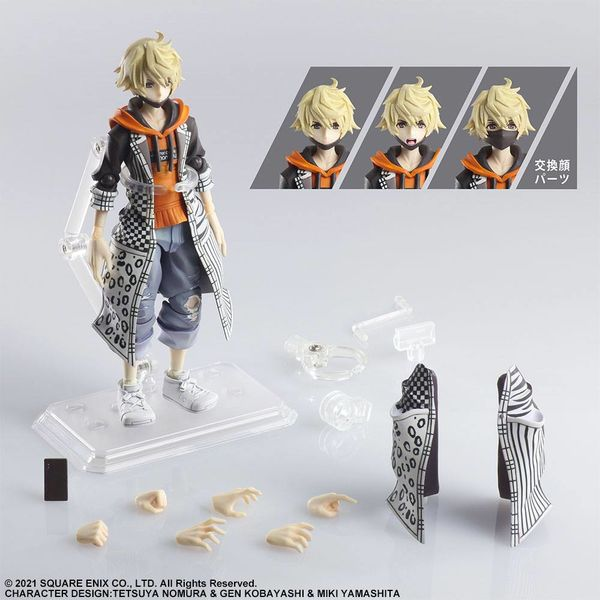 Figura Rindo Kanade NEO The World Ends with You Bring Arts