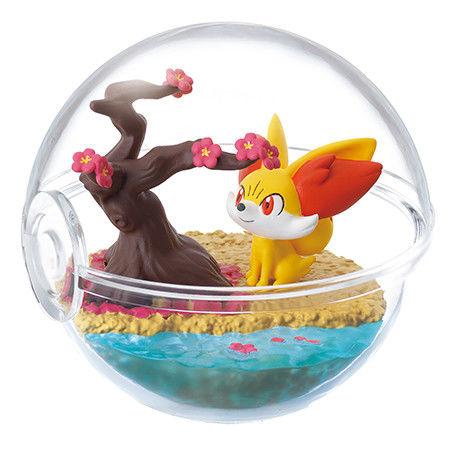 Gashapon Pokemon Terrarium Change Of Seasons (Caja Completa)