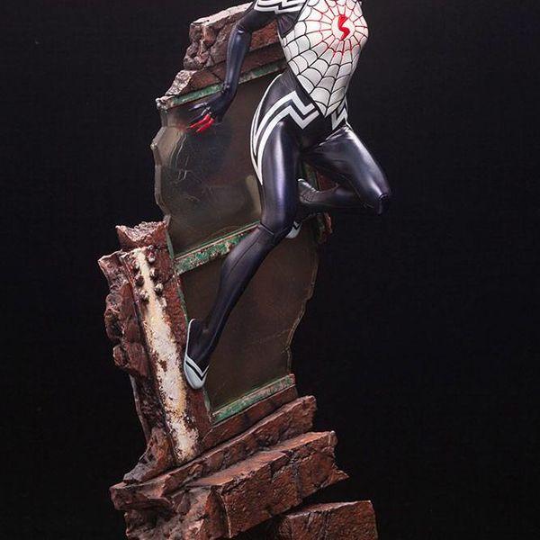 Silk Figure Marvel Comics ARTFX Premier