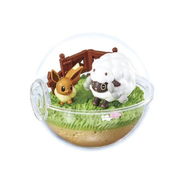 Gashapon Pokemon Terrarium Galar EX (Caja Completa)