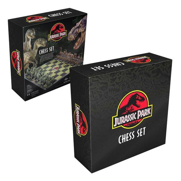 Ajedrez Dinosaurs Jurassic Park