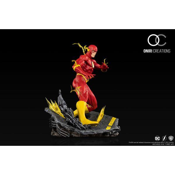 Estatua Flash DC Comics