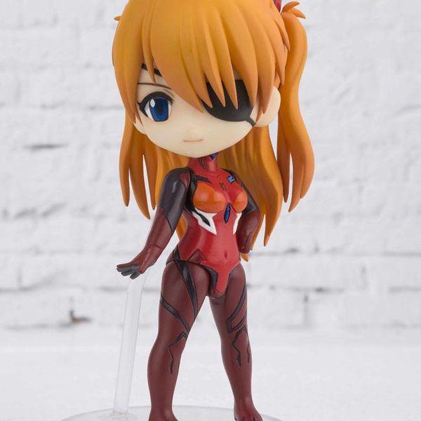 Figuarts Mini Asuka Langley Evangelion Shin Gekijouban