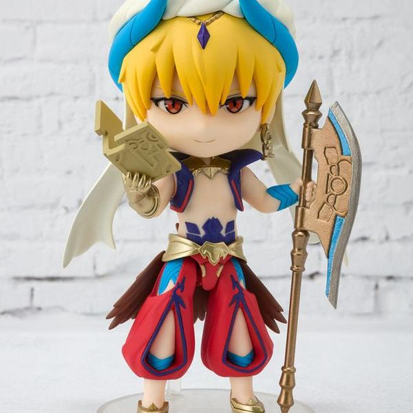 Figuarts Mini Gilgamesh Fate Grand Order Absolute Demonic Front Babylonia