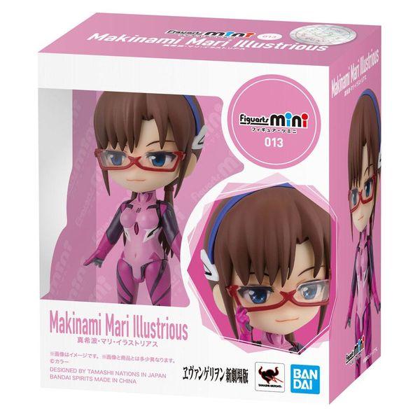Figuarts Mini Makinami Mari Illustrious Evangelion Shin Gekijouban