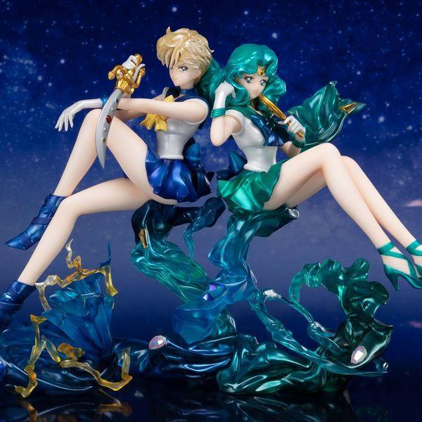 Figuarts Zero Chouette Sailor Urano Sailor Moon