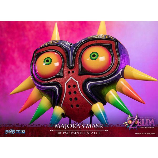 Figura Majora's Mask Standard Edition The Legend Of Zelda