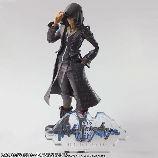 Figura Minamimoto NEO The World Ends with You Bring Arts