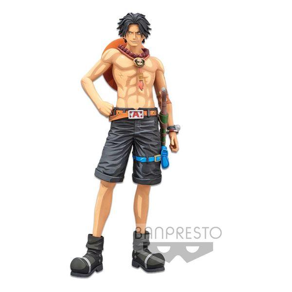 Figura Portgas D Ace One Piece Grandista Manga Dimensions
