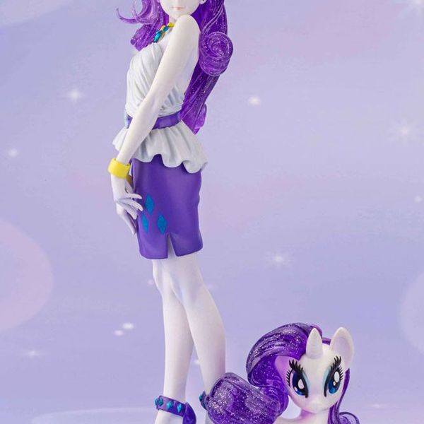Figura Rarity Limited Edition My Little Pony Bishoujo
