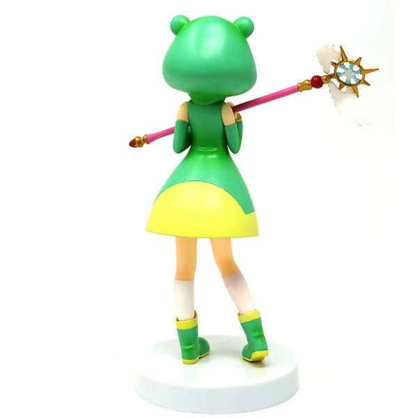Figura Sakura Kinomoto Cute Frog Card Captor Sakura Clear Card