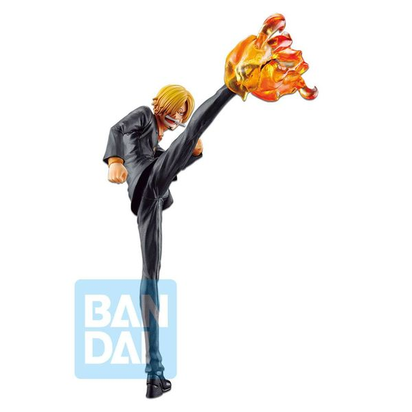 Sanji Figure One Piece Battle Memories Ichibansho