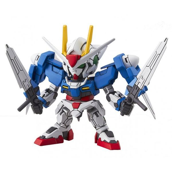 00 Gundam Model Kit SD EX-Standard 008 Gundam