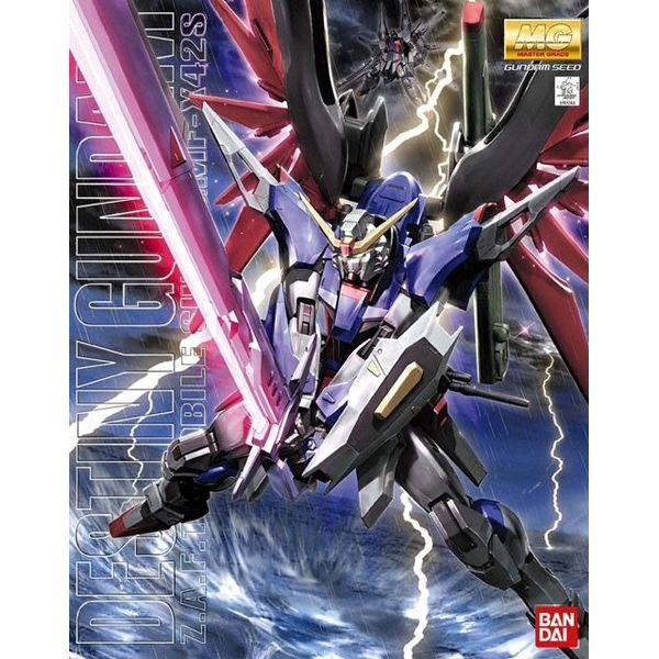Destiny Gundam 1/100 MG Model Kit Gundam