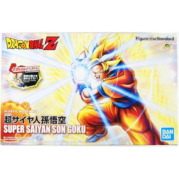 Goku SS Model Kit Figure Rise Standard Dragon Ball Z