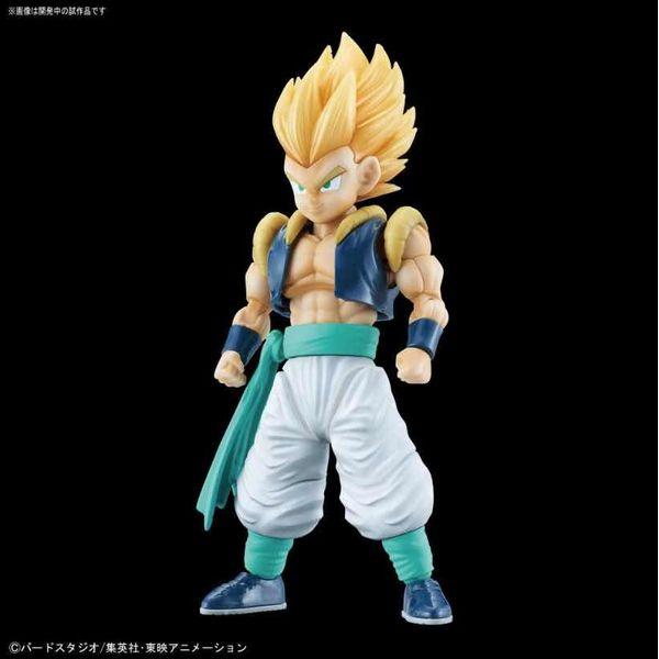 Gotenks SS Model Kit Dragon Ball Z Figure Rise