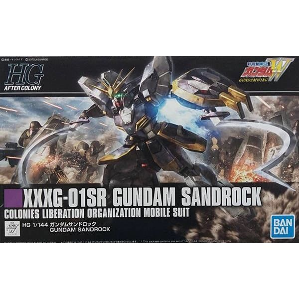 Gundam Sandrock 1/144 Model Kit HG Gundam
