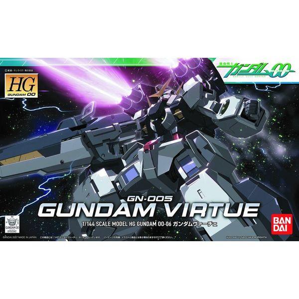Gundam Virtue GN-005 Model Kit 1/144 HG Gundam