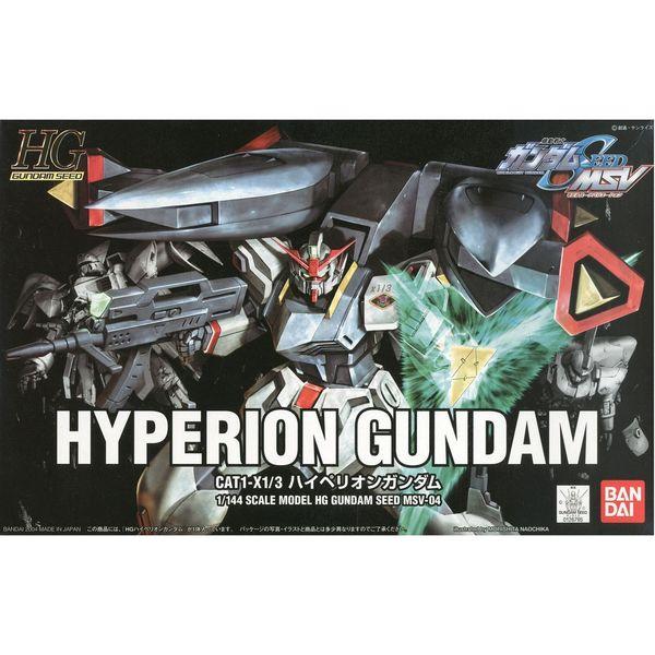 Hyperion Gundam Model Kit 1/144 HG Gundam