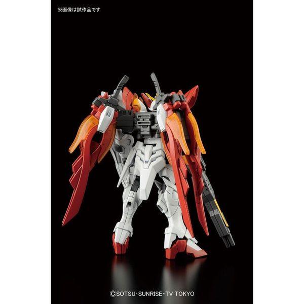 Wing Gundam Zero Honoo Model Kit 1/144 HGBF Gundam